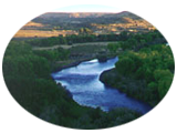 Drift Boat Fishing the San Juan River, New Mexico