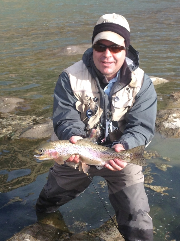 Fishing Report for January 27, 2015